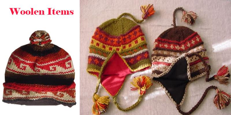 Woolen Items